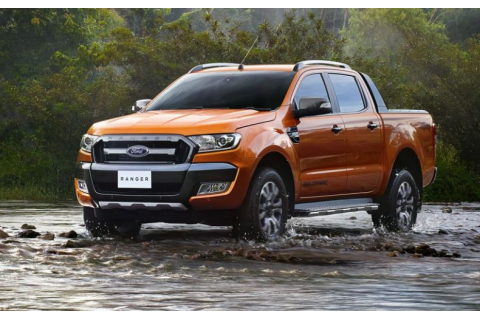 Báo Giá Xe Ford Ranger 2017 Tại HCM