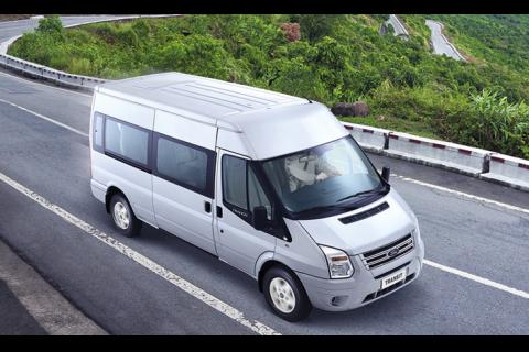 Ford Transit Mid 2017 Bản Thường