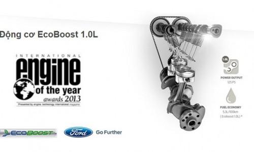 Động cơ Ecoboost trên xe Ford 2016