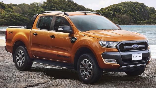 Phân Biệt Thông Số Kỹ Thuật Ford Ranger XL, XLS, Wildtrak