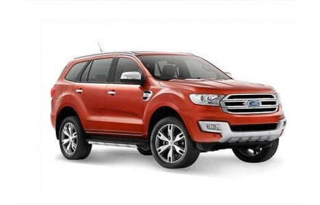 FORD EVEREST 2016 2.2 TITANIUM 2X4