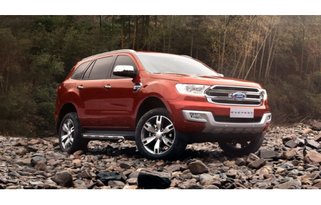 FORD EVEREST 2016 2.2 TITANIUM 4X2