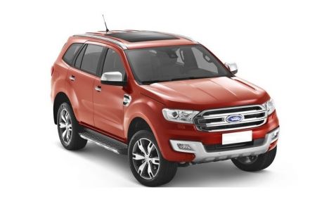 FORD EVEREST 2016 3.2 TITANIUM+ 4X4
