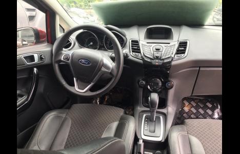 Ford Fiesta 1.0 Động cơ Ecoboost 2014
