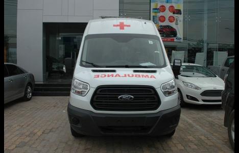 Ford Transit Cứu Thương