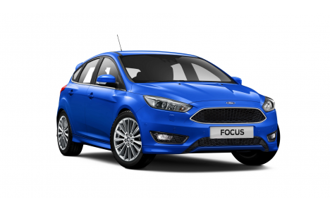 NEW FOCUS TITANIUM 2017 1.5 AT Hatchback