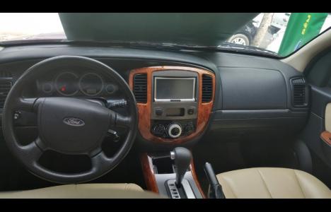 Xe Ford Escape Đời 2010 Màu