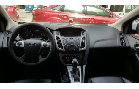 Xe Ford Focus 1.5L Ecoboost 2016